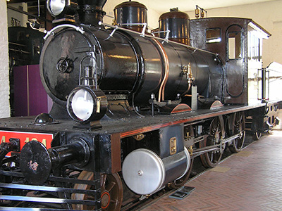 Locomotive Manufacturer